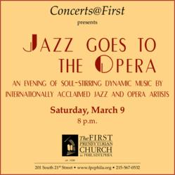 Jazz Goes To The Opera